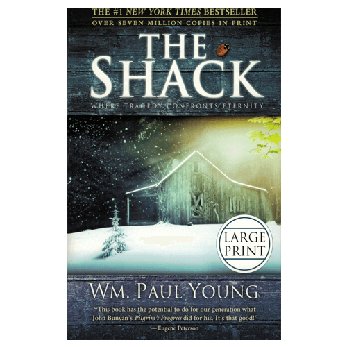 The Shack Large Print