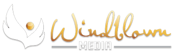 Windblown Media Logo