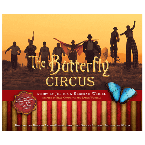 butterfly circus The butterfly circus quotable quotes: if you could only see the beauty from the ashes the greater the struggle, the more glorious the triumph.
