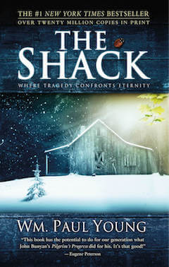 The Shack Hardcover Front Cover